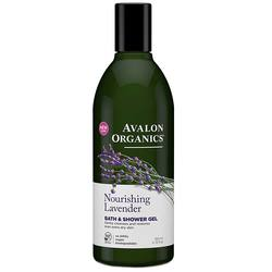 Avalon Organics Bath and Shower Gel