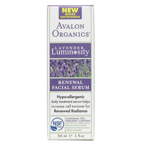 Lavender Renewal Facial Serum