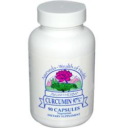 Ayush Herbs Curcumin 97-