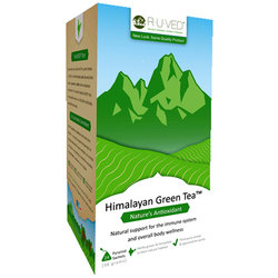 Ayush Herbs Himalayan Green Tea