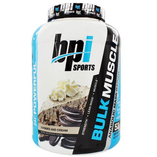 Bulk Muscle Anabolic Mass Gainer