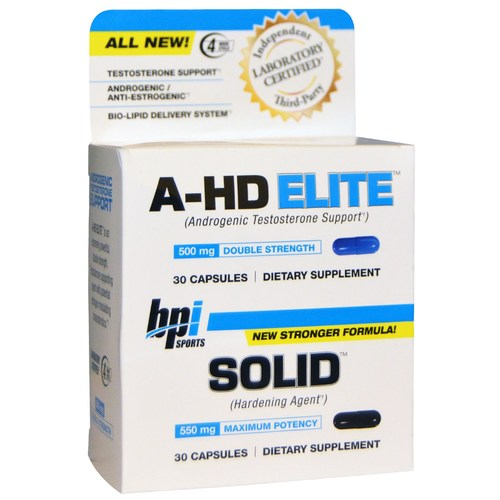 A-HD Elite & Solid