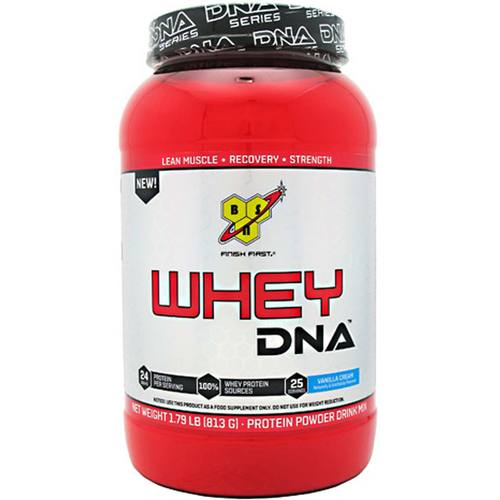 Whey DNA Series