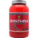 BSN Syntha-6 Isolate - Chocolate Milkshake - 2 lbs