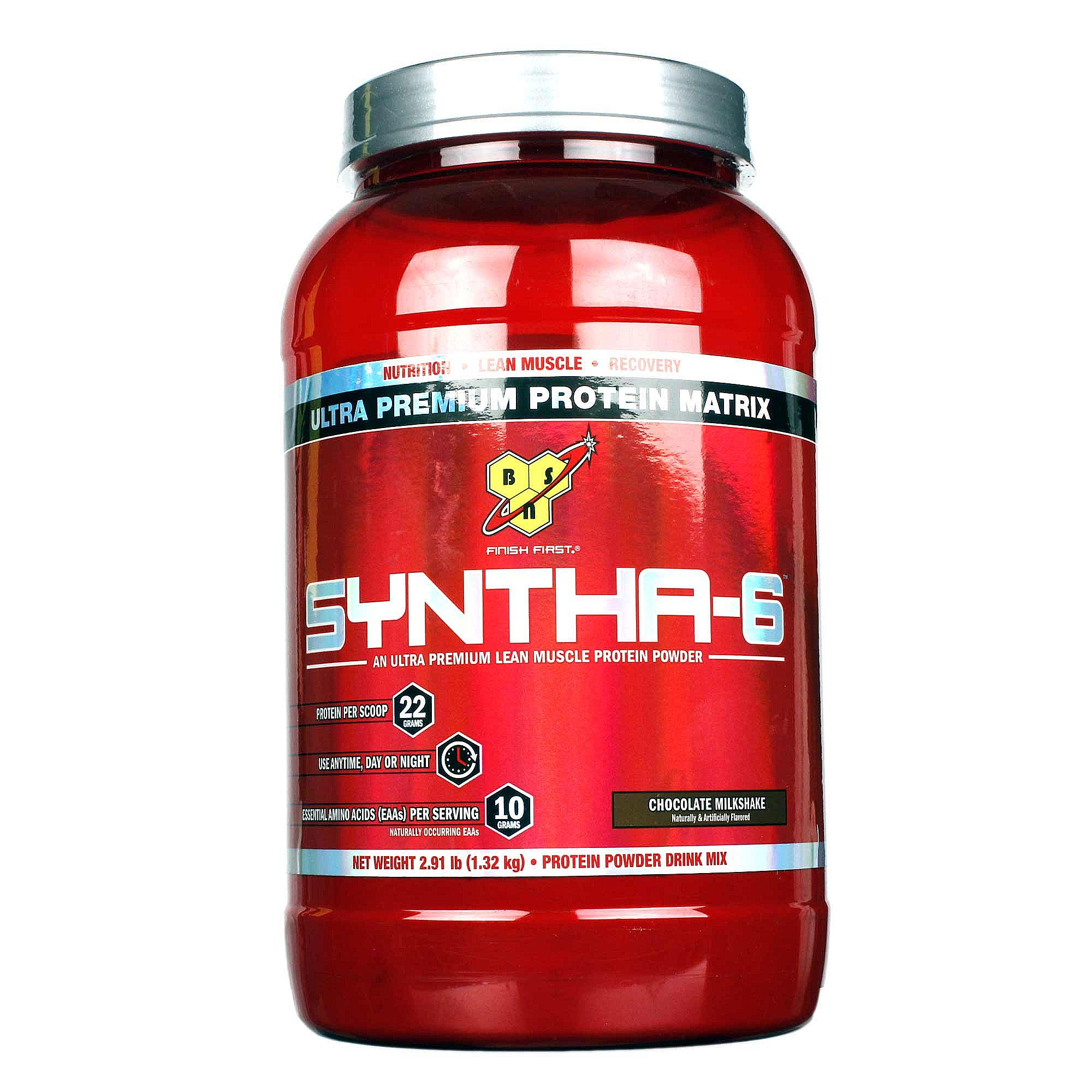 Bsn syntha 6 protein powder 2.91 pound