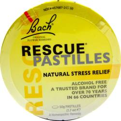 Bach Flower Remedies Rescue Remedy Pastilles