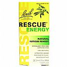 Bach Flower Remedies Rescue Energy