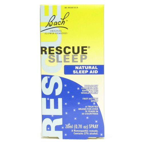 Bach Flower Remedies Rescue Remedy Sleep - 0.7 fl oz