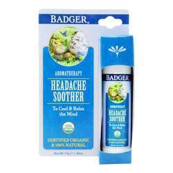 Badger Headache Soother - Peppermint  Lavender