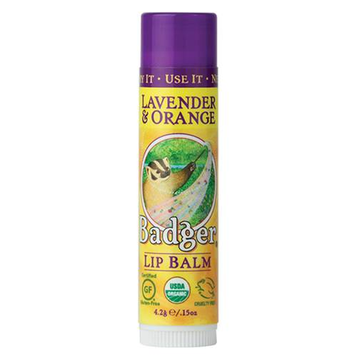 Lip Balm - Lavender Orange