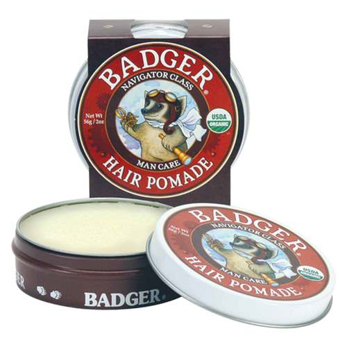 Badger Hair Pomade Navigator Class Man Care 26 g - 350880_front.jpg