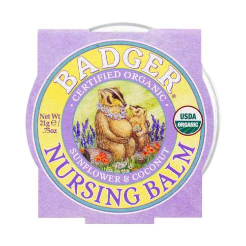 Nursing Balm- Sunflower  Coconut