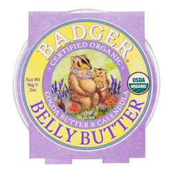 Badger Belly Butter-  Cocoa Butter Calendula