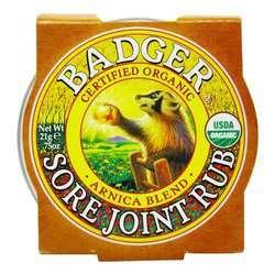 Badger Sore Joint Rub - Arnica Blend