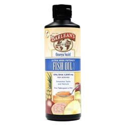 Barlean's Omega Swirl Ultra High Potency Fish Oil