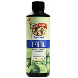 Barlean's Omega Swirl Fish Oil
