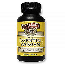 Barlean's Essential Woman Softgels