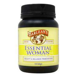 Barlean's Essential Woman Softgels