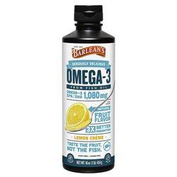 Barlean's Omega-3 Fish Oil