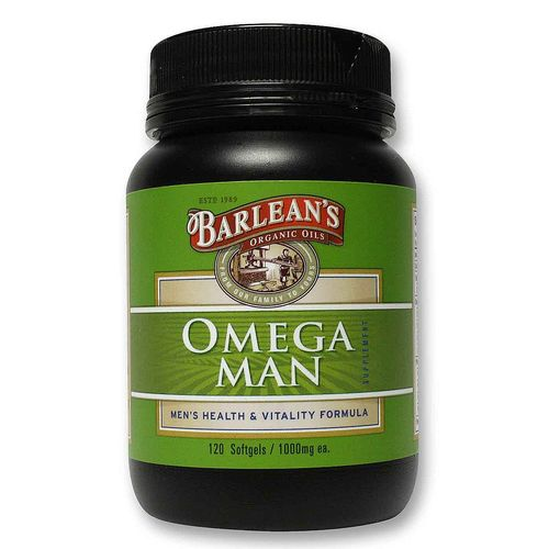 Omega Man Softgels