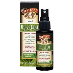 Barlean's Olive Leaf Throat Spray