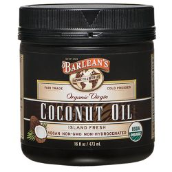 Barlean's Extra Virgin Coconut Oil