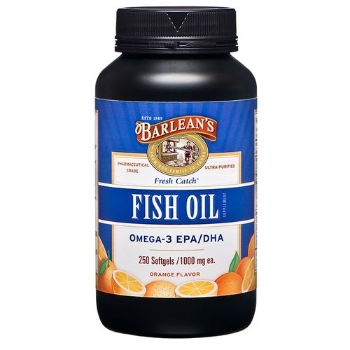 Fresh Catch Fish Oil Softgels