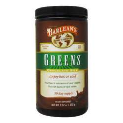 Barlean's Chocolate Greens