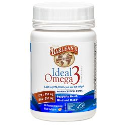 Barlean's Ideal Omega 3