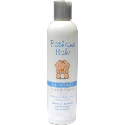 Bathing Baby Hair and Body Wash