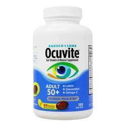 Bausch and Lomb Ocuvite