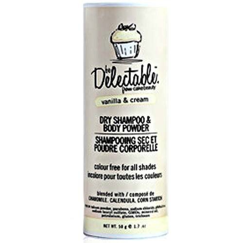 Multi-Tasking Dry Shampoo and Body Powder