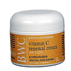 Beauty Without Cruelty Vitamin C CoQ10 Renewal Cream