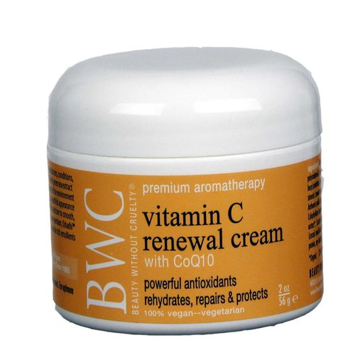 Vitamin C CoQ10 Renewal Cream