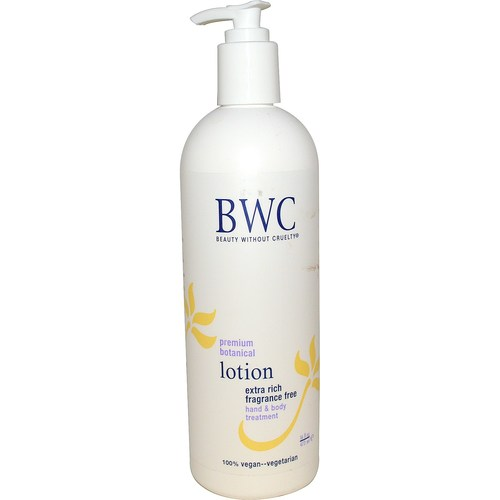 Premium Botanical Lotion