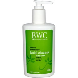 Beauty Without Cruelty Herbal Cream Facial Cleanser