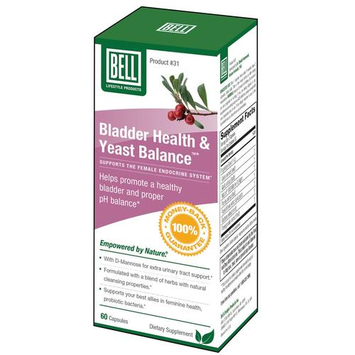 Bladder Health and Yeast Balance