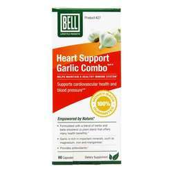 Bell Heart Support Garlic Combo