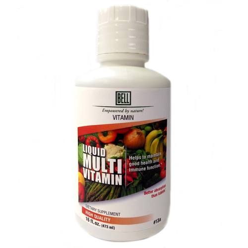 Liquid Multi-Vitamin