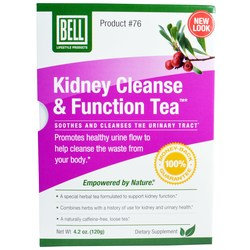 Bell Kidney Cleanse and Function Tea