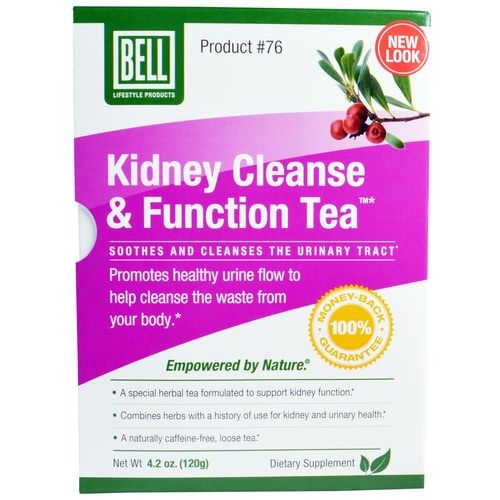 Kidney Cleanse and Function Tea
