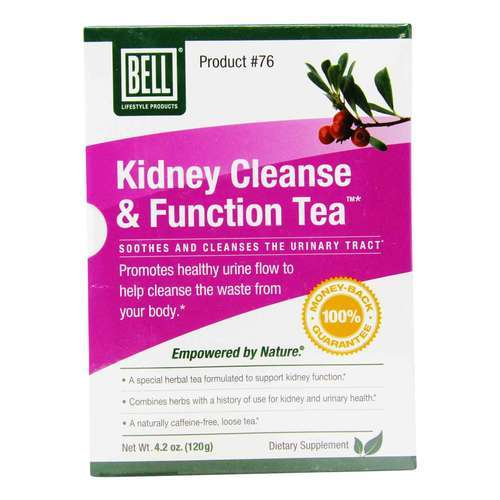 Bell Kidney Cleanse and Function Tea - 4.2 oz (120 g) - 51704_front2020.jpg