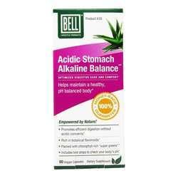 Bell Acidic Stomach Alkaline Balance