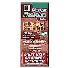 Bell HDL Cholesterol Formulation