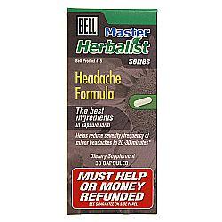 Bell Headache Formula