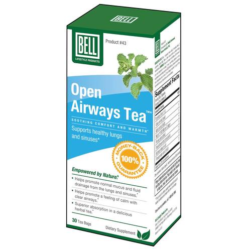 Open Airways Tea