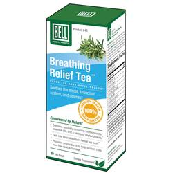 Bell Breathing Relief Tea