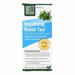 Bell Breathing Relief Tea