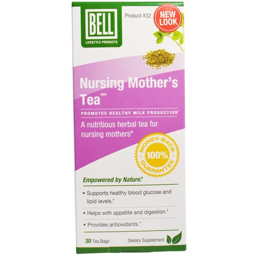 Bell Nursing Mothers Tea  - 30 Teabags - 69080_01.jpg