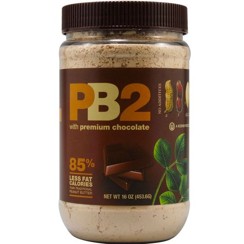 Bell Plantation PB2 Powdered Peanut Butter with Chocolate  - 16 oz